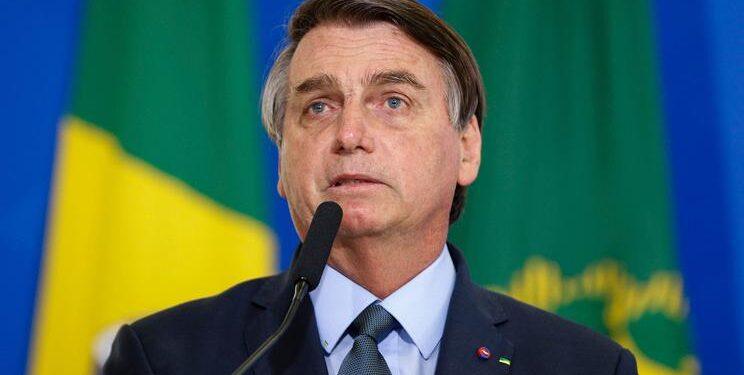 Em discurso, Bolsonaro desabafa: 'A minha vida aqui é uma ...