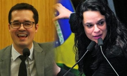 Bolsonaro contempla honraria militar a Deltan Dallagnol e Janaina Paschoal