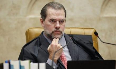 Partido entra com ADPF contra polêmico inquérito de Toffoli