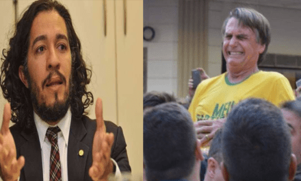 Jean wyllys e o atentado ao Presidente Bolsonaro
