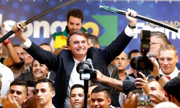 Vídeo: A humildade do Presidente Bolsonaro
