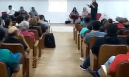 Vídeo: Em universidade em PE, palestrantes falam em derrubar Bolsonaro e defendem o socialismo