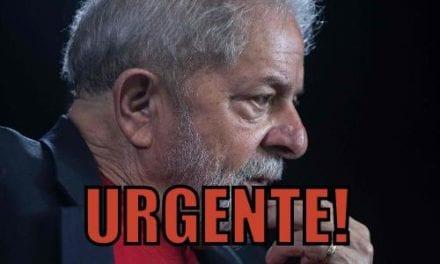 URGENTE: Lula tem pena reduzida e pode deixar a cadeia ainda este ano