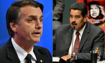 Vídeo: Presidente Bolsonaro fala sobre a crise na Venezuela