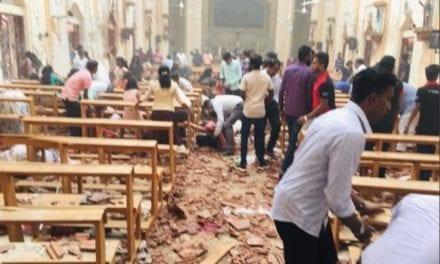 O número de mortos nos ataques terroristas no Sri Lanka já superam os 200