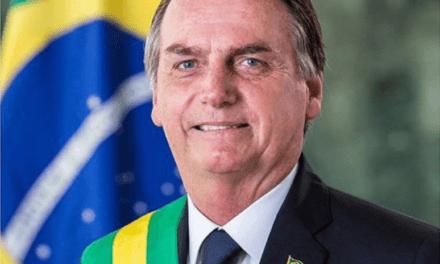 Presidente Bolsonaro está em lista na lista das 100 personalidades mais influentes do mundo