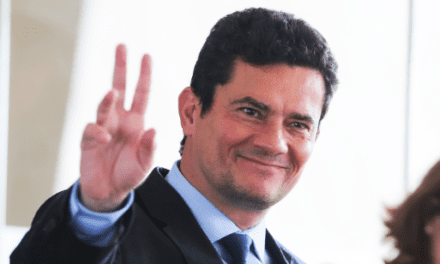 No twitter, Moro diz que Brasil terá banco de DNA completo até fim do governo