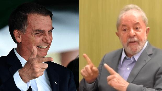 """Bolsonaro, em resposta a Lula: """"Eu acho que bebida é proibido na cadeia"""""""