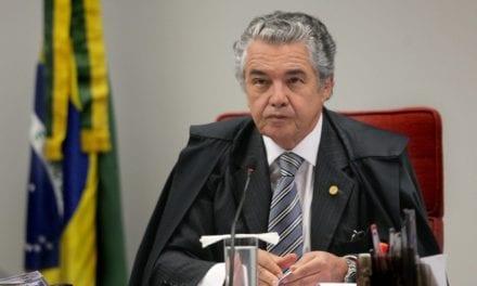 'Nem o Regime Militar fez uma censura tão grave', afirma Marco Aurélio sobre o STF