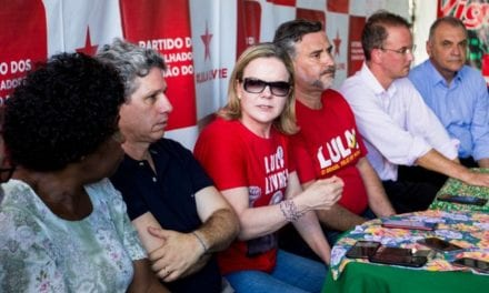 O PT está com medo da manifestação de 26 de Maio