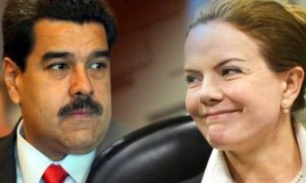 Inacreditável! PT divulga nota em apoio ao ditador Nicolás Maduro
