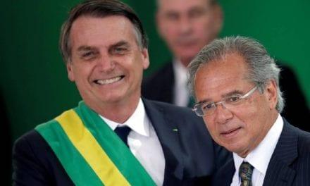 Paulo Guedes fala sobre as manifestações do dia 26