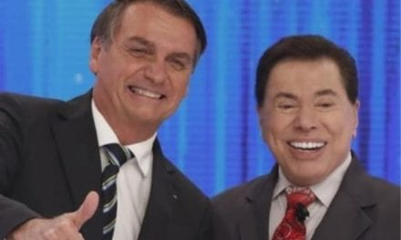Silvio Santos e o Presidente Bolsonaro falam sobre a importância da reforma da Previdência