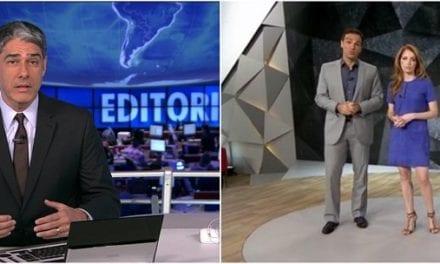Impressionante: Video mostra a comparação das coberturas da Globo das manifestações da esquerda, do dia 15, e do dia 26, pró-governo