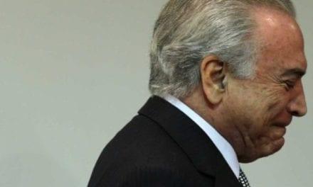Juíza despacha pedido de prisão contra o ex-presidente Michel Temer