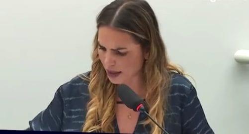 Deputada se revolta após ex-ministro de Dilma dar risada ao falar sobre bilhões do BNDES para Venezuela