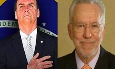 Jornalista Alexandre Garcia escreve texto marcante a favor de Bolsonaro