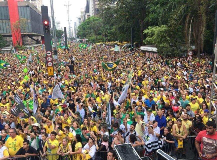 Declaração do Presidente Bolsonaro sobre as manifestações deste domingo