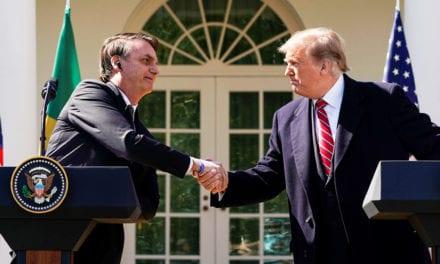 Trump cumpre promessa feita a Bolsonaro