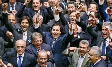 Partidos do centrão se unem pelo impeachment de Bolsonaro