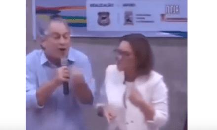 Ciro Gomes X Maria do Rosário