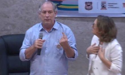 Ciro Gomes fica louco e ataca Maria do Rosário