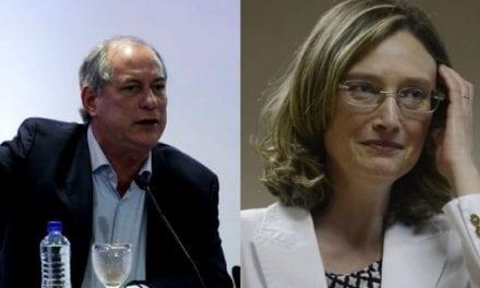 Bug na esquerda: Esquerdistas acusam Ciro Gomes de machismo