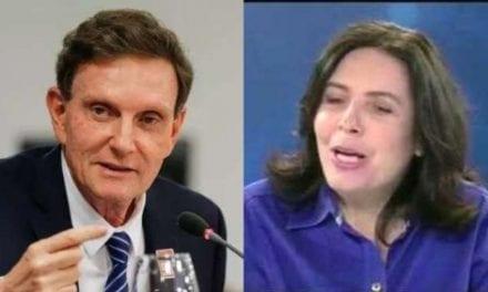 """Video: Ex-ministro de Dilma, Crivella desmente Mônica Bergame e afirma """"Houve Kit Gay sim"""""""