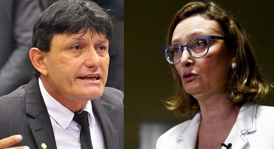 Deputado agredido por Maria do Rosário anuncia representação ao Conselho de Ética