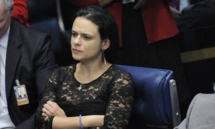 Janaina Paschoal ameaça deixar o PSL