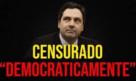 Democracia vermelha: Esquerda censura discurso de Dom Luiz Philippe, durante sessão solene