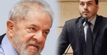 Lula tenta atacar Carlos Bolsonaro, e toma resposta na lata