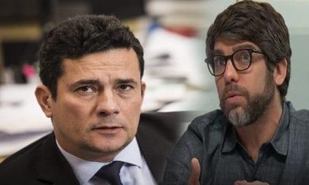 Ex-jogador de futebol insulta gravemente o Ministro Sérgio Moro