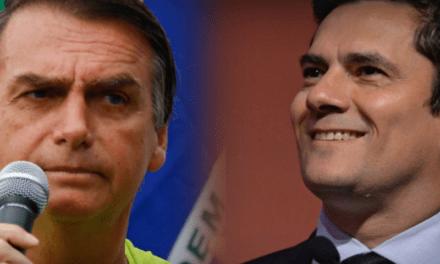Congresso pode desanimar pretensão de Bolsonaro de indicar Moro para vaga no STF