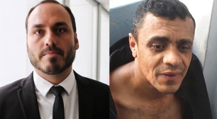 Manicômio: Esquerda agora acusa Carlos Bolsonaro de ter planejado facada com Adélio