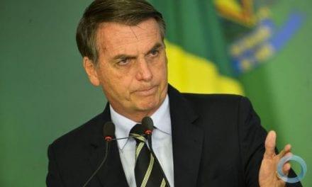 O BNDES foi assaltado, diz Bolsonaro em referência aos Governos do PT