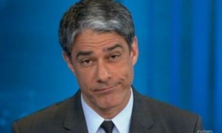 Gafe? William Bonner chama Sérgio Moro de ex-Ministro durante JN