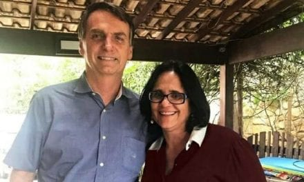 Ministra Damares Alves nega mais 200 pedidos de anistia