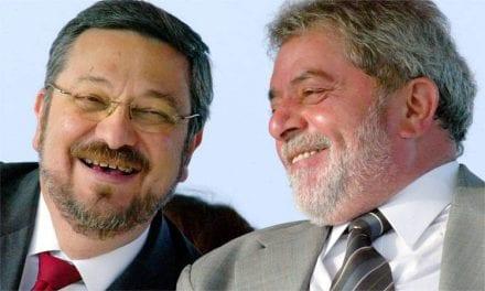 Antonio Palocci, ex-braço direito de Lula, revela conta do PT nos Estados Unidos