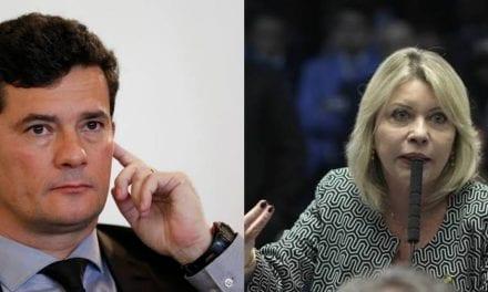 Brilhante, Sergio Moro e senadora Juíza Selma refutam e 'destroem' projeto para acabar com a Lava Jato