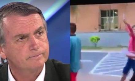 Após acusados de executar policial saírem pela porta da frente, Bolsonaro faz duras críticas a audiências de custódia