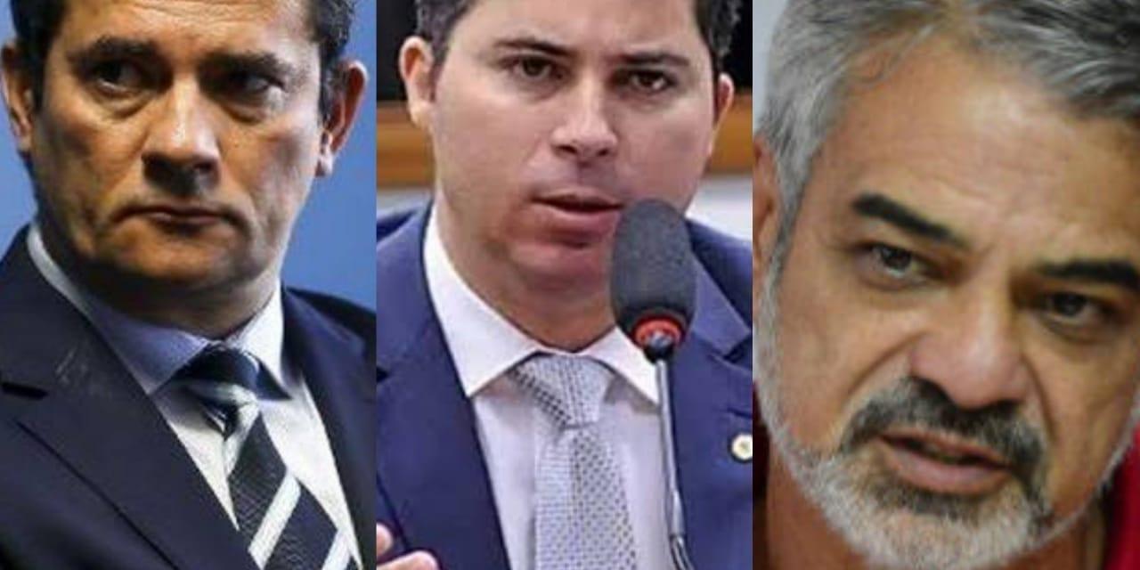 Senador detona tentativas de intimidação contra Sergio Moro e refuta 'defensores de criminosos'