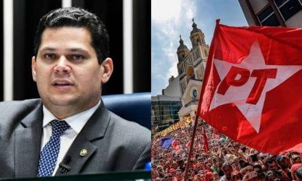 Presidente do Senado, Davi ataca Ségio Moro e 'faz novas amizades'