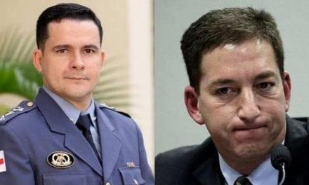 Caso Moro: Deputado Capitão Alberto Neto coloca Glenn Greenwald contra a parede