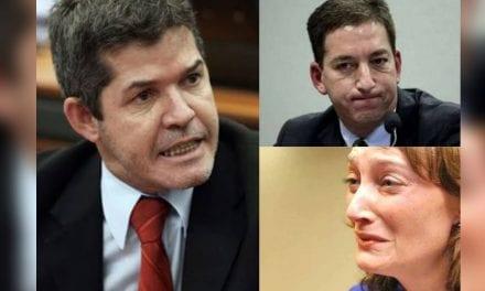 Delegado Waldir sai em defesa de Sérgio Moro e faz Glenn Greenwald e Maria do Rosário engolirem as palavras