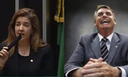 Advogada que atacou Bolsonaro em 2016 agora depende dele para conseguir cargo