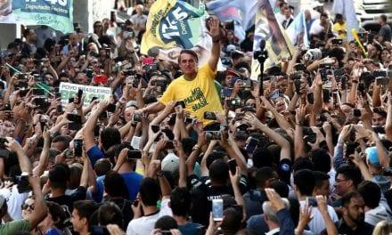Pesquisa mostra que Brasil é um país majoritariamente de direita