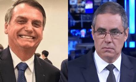 """Jornalista diz que Bolsonaro protagonizaria """"vexame histórico"""", e acaba 'queimando a lingua'"""