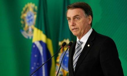 Bolsonaro retruca fala de Angela Merkel sobre a Amazônia
