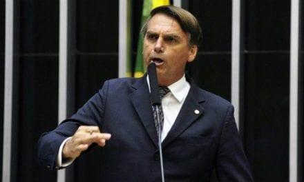 Vídeo: Bolsonaro denuncia o interesse de alguns grupos de internacionalizar a Amazônia